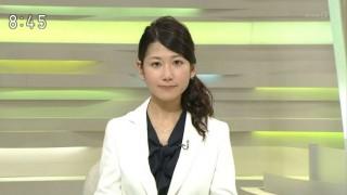 NHKもハロウィンではしゃぐ 桑子真帆アナがニュース7でコスプレ(画像有) 2chから非難の声「NHK浮かれすぎ」