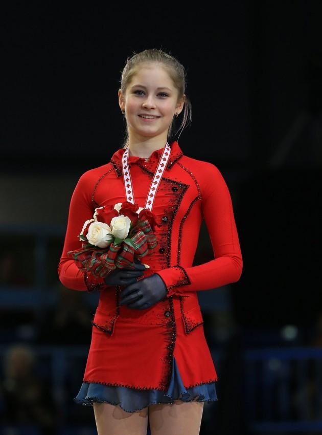 ISU GP 2013 Skate Canada International