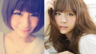【画像】西内まりやちゃんロングヘアとショートヘア どちらの髪型が可愛いのか