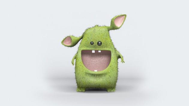 little_green_monster_2_by_johannordstrom