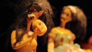 世界一怖いお化け屋敷の動画