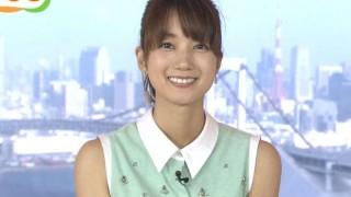 お天気キャスター小野彩香さんのハロウィンコスプレがけっこう可愛い件(画像)…フジめざましテレビ