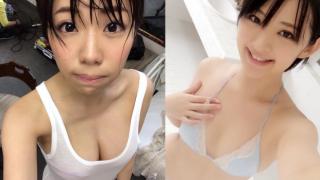 乳ある鈴木ふみ奈ちゃんと貧乳な鈴木咲ちゃん この2人ならどっちがモテんの?