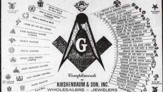 秘密結社フリーメイソンがオープンになって秘密結社じゃなくなってる件…フリーメイソン190年分の名簿がネット公開