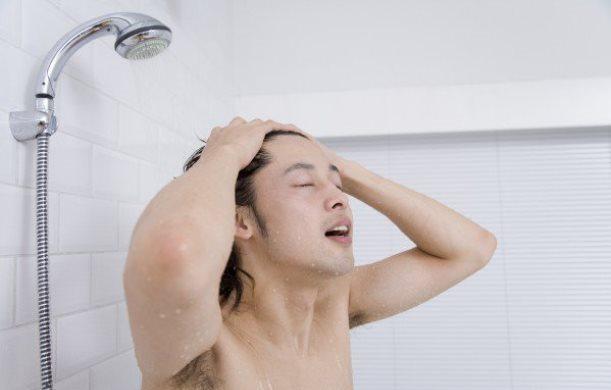 水だけ洗髪(湯シャン)を1か月続けた結果
