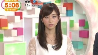 牧野結美アナ(25) レーズン事件から復活 表情も明るくなって可愛さを取り戻す(画像)
