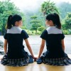 ガチ双子のそっくり美少女 制服avデビューキタ━(゚∀゚)━!!