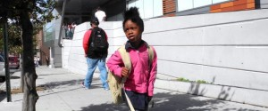 Homeless in New York City - Naaliyah, a 5-year-old girl, has been shuttled from shelter to shelter s