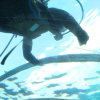 生きてるリュウグウノツカイを水族館で見られる凄い珍しい!←死にかけヘロヘロです。ありがとうございました(´・ω・`) / 石川・能登