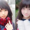 【画像】滝口ひかり vs 橋本環奈 2000年と1000年の美少女対決 おまえらどっち派?