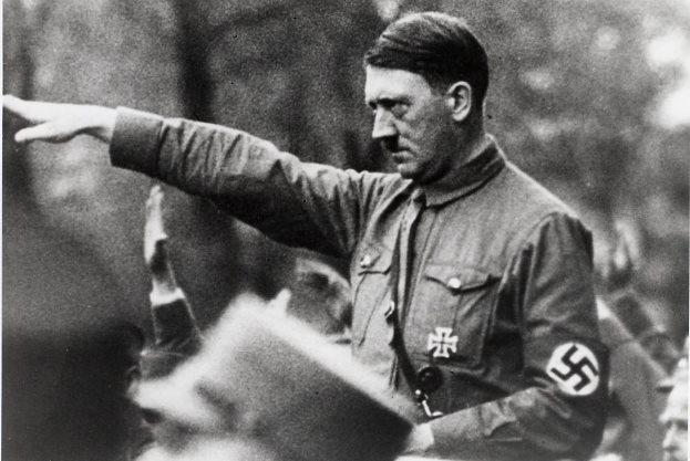 【画像】ヒトラーの描いた絵がそこそこ良い件