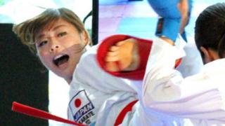 植草歩 空手界の美人アイドルが全日本選手権で初優勝 ※動画・画像アリ※