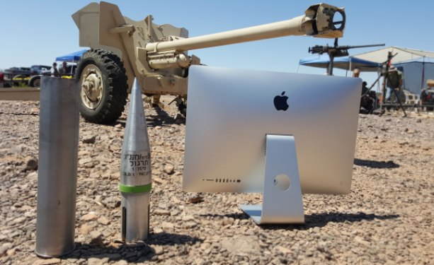 【動画】iMacに90mm対戦車砲をぶち込むとどうなるか検証してみたwwwwww