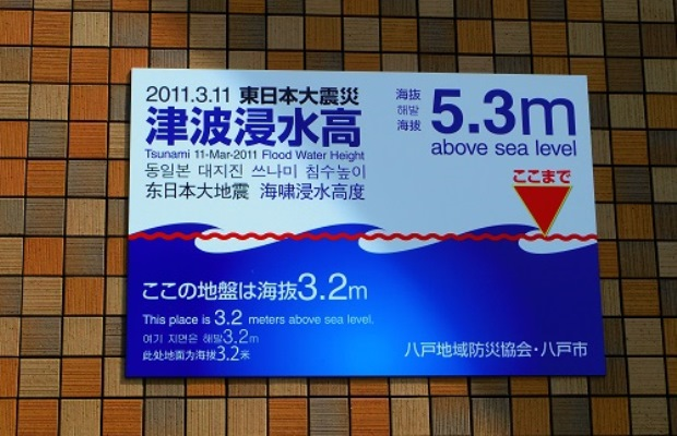 津波1mの死亡率がヤバいwwwwww