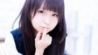 ロリ系コスプレイヤーあんにゅい豆腐ちゃんの今年初自撮り画像
