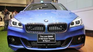 BMW新型ミニバン 2ch評価ボロクソ言われててワロタwwwww