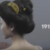 女性のメイクと髪型の移り変わり百年間(1910年~2010年) おまえらどの時代が好き?
