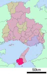 201px-基礎自治体位置図_28224.svg