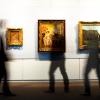 【画像】小学生の落書きにしか見えないこの絵3,000万円也 … L・S ローリー(LS Lowry)の2枚の絵 オークション落札値が話題