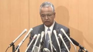 甘利経済再生相会見2ch実況反応 甘利大臣自身の金銭授受は否定 辞任表明「耐え難い」