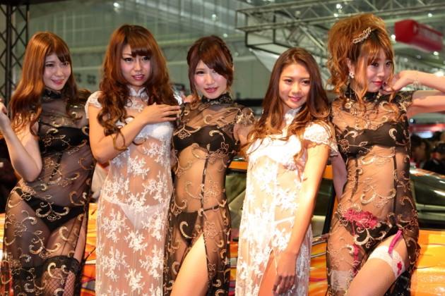 東京オートサロン1