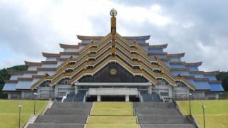 日本の新興宗教の巨大施設 宗教は儲かるってハッキリわかんだね
