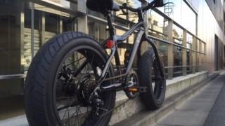 ファットバイク楽しすぎワロタwww<動画>世界中で流行 超極太タイヤ自転車
