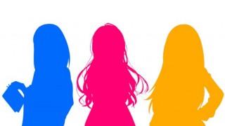 この3人の美女 お母さんは誰でしょう? 女子高生の娘2人とその母親の写真が話題に ※画像・動画※