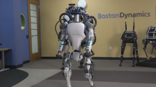 人型二足歩行ロボットが超進化しすぎてヤバい<動画アリ>グーグル傘下ボストンダイナミクス人型ロボット「アトラス」