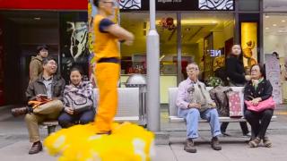 台湾人を笑顔にしたドラゴンボール筋斗雲パロディ動画 2chもほのぼのニッコリ
