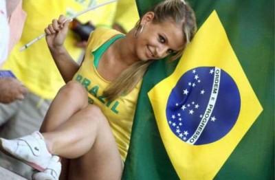 【画像】ブラジル人女性の魅力