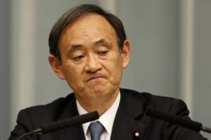 菅官房長官「身代金用意せず」、イスラム国との交渉を否定