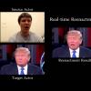 映像を信用出来なくなる時代がやってくる<動画>リアルタイムに実写ビデオの表情を変える技術がヤバい