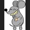 とんでもない所から屋内に侵入してくるネズミが話題に ※GIF画像※
