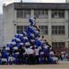 人間ピラミッドが崩れたときの衝撃を試算してみた…学校の組体操で起こった障害事故の一覧表