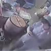 従業員が歩きスマホで厨房が爆発<動画>中国チャイナボカン