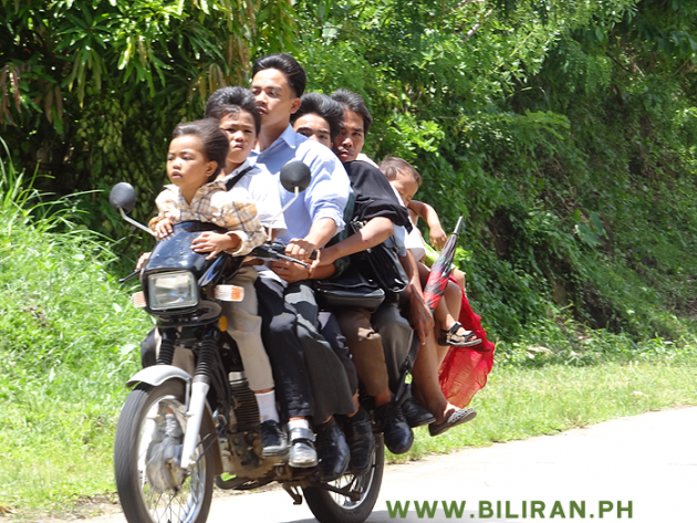 Biliran-Motorcycle
