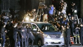 清原和博被告が保釈 車を追跡するマスコミバイク集団が暴走族のようだと話題に ※保釈前コメント全文※