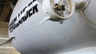 世界最大の航空機の形が完全にアレ すごく卑猥だと話題に<画像>全長92メートルの新型航空機「エアランダー10」