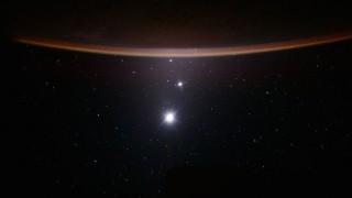 国際宇宙ステーションから宇宙を眺める<画像>帰還したNASAの宇宙飛行士が公開