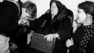 国家が認める預言者が2016年ヨーロッパ壊滅を予言 …イスラム国(IS)台頭を予言したブルガリアの魔女ババ・ヴァンガ