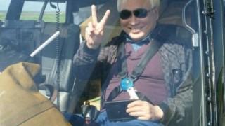 高須院長(71)ほんとに救援物資持ってヘリで出発 いっぽう、みのもんた(71) 被災地の自衛隊に謎の上から発言