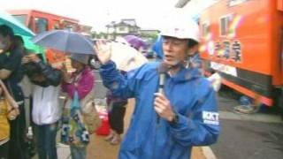 熊本地震取材メディア生放送でやらかしまくる<動画>取材のため子供たちを雨の中追い払う モラルなきテレビ局に被災者ブチギレ日本国民も激怒