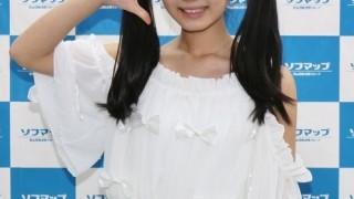 この特徴のない14歳アイドルの良いところを見つけてあげよう<画像>倉澤遥ちゃんがソフマップ