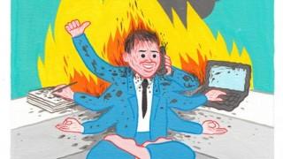 【新作】あのシュールすぎるスペインの6コマ漫画 最新作が投稿<画像>意味深過ぎて怖い・・・