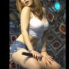 マン肉アピールして踊るとんでもない韓国女が現る<動画像>K-POP新人発掘プロジェクト