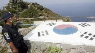 【竹島問題】韓国のウソ暴く衝撃スクープ写真、これが昭和28年の竹島だ!!