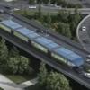 中国の1200人乗り超巨大バス<画像>この発想はなかった いいアイデアだと思うんだが・・中国か(´・ω・`)