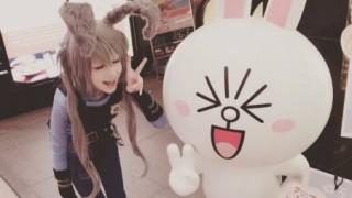 【画像】世界いち有名な美少女コスプレイヤーAnzujaamuちゃんが日本に遊び来た!