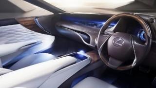 これが本日解禁サイドミラーのないミラーレス車らしい<画像>未来感あるわ